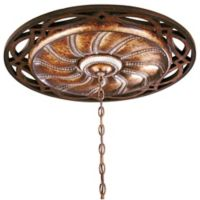 Minka Lavery® Aston Court™ Ceiling Medallion in Bronze
