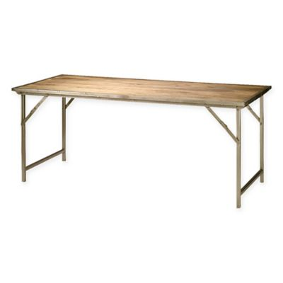 buy wood folding dining room table from bed bath & beyond