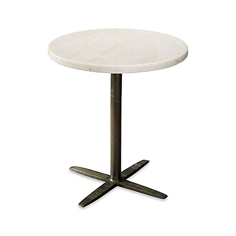 image of Jamie Young Marble Berlin Table