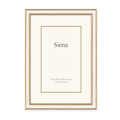 Buy Siena Enamel Frames from Bed Bath & Beyond