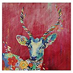 Whimsical Buck Wall Art