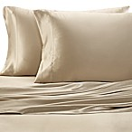 Valeron Estate Silk Standard Pillowcase in Champagne