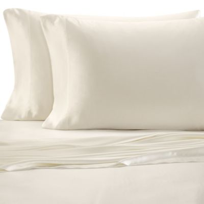 Valeron Estate Silk King Pillowcase In Pearl