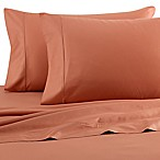 Wamsutta® 400-Thread-Count Standard Pillowcases in Salmon (Set of 2)