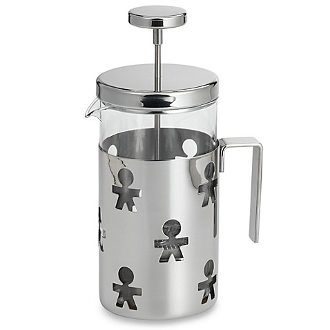 Alessi Girotondo 24-Ounce Coffee Maker