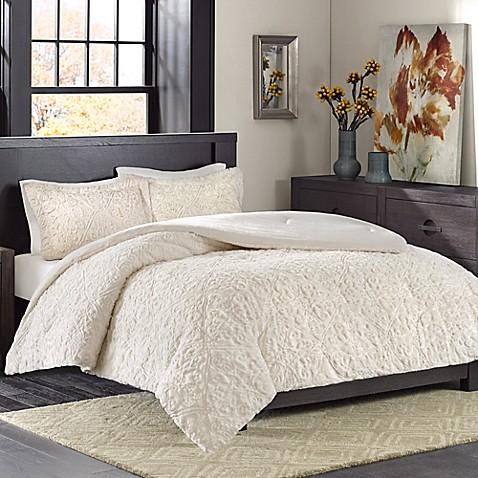 Madison Park Bismarck Ultra Plush Comforter Set Bed Bath