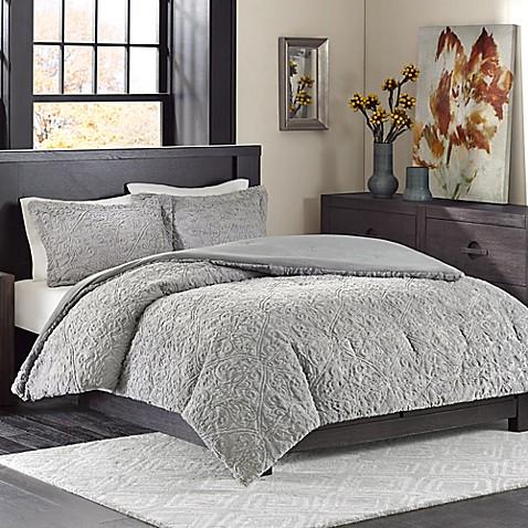 Madison Park Bismarck Ultra Plush Comforter Set Www