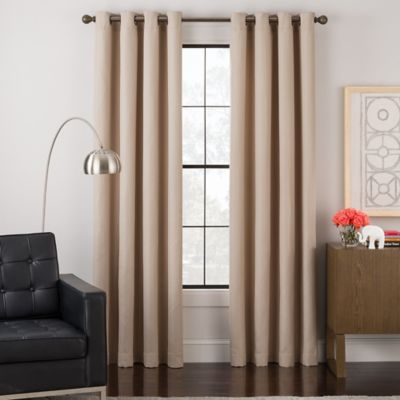 Buy Cotton Linen Window Curtains from Bed Bath & Beyond