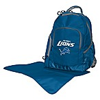 Lil Fan® NFL Detroit Lions Diaper Backpack