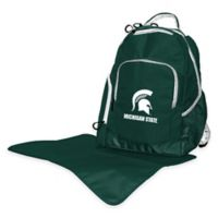 Lil Fan® Michigan State University Diaper Backpack