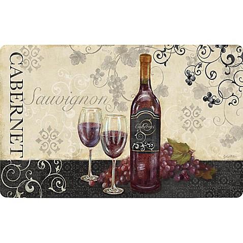 Home Dynamix Cushy Comfort 30 Inch X 18 Inch Wine Swirl