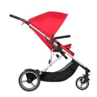 phil&teds® Voyager Inline Stroller in Red