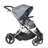 phil&teds® Voyager™ Inline Stroller in Grey