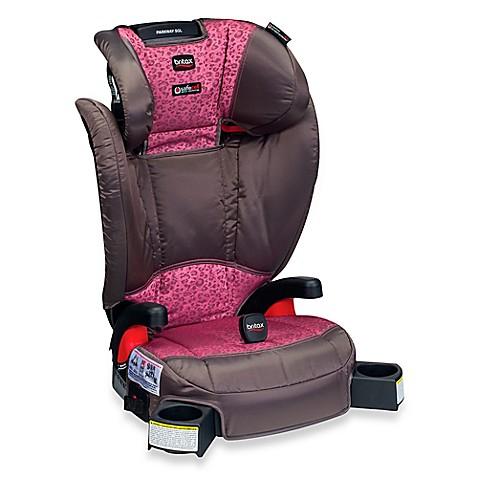 Belt-Positioning Booster Seats