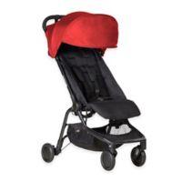 Mountain Buggy® Nano 2016 Travel Stroller in Ruby