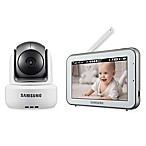 Samsung BrightVIEW Digital HD Video Baby Camera and Monitor with 5-Inch Color Touch Screen