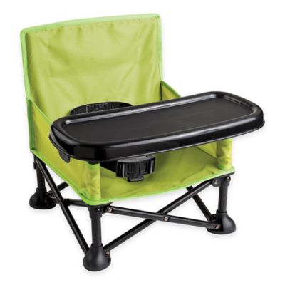High Chairs U003e Summer Infant® Pop U0027n Sit Portable Booster Seat In Green/