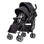 Summer Infant® 3Dtwo Double Convenience Stroller in Black