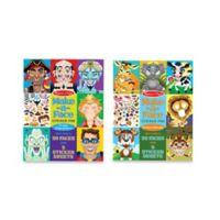 Melissa and Doug® Make-a-Face Sticker Bundle (Set of 2)