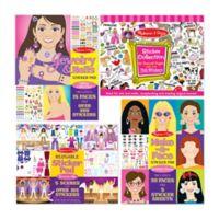 Melissa & Doug® Girls Sticker Bundle (Set of 4)