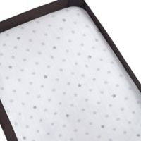 aden® by aden + anais® Fitted Playard Sheet in Dove