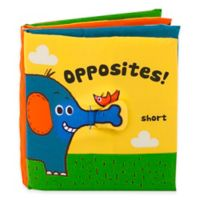 Melissa & Doug® Opposites! Soft Activity Book