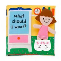 Melissa & Doug® What Should I Wear? Soft Activity Book