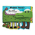 "Melissa and Doug® ""Whose Feet?"" Book"