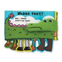 "Melissa and Doug® ""Whose Feet?"" Book"
