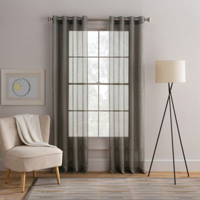 Buy 84-Inch Window Curtain Grommet from Bed Bath & Beyond
