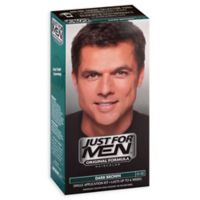 Just For Men® Shampoo Hair Color in Dark Brown H-45