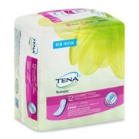 Tena® Serenity 12-Count InstaDRY Heavy Absorbency Pads
