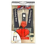 Rising Star™  Infant/Toddler 2-Piece  Birthday Boy  Suspender and Bowtie Set