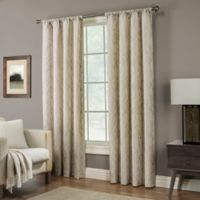 Pinehurst 84-Inch Rod Pocket Window Curtain Panel in Linen