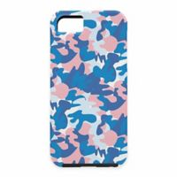 DENY Designs Zoe Wodarz Peachy Camo Case for Samsung Galaxy S5