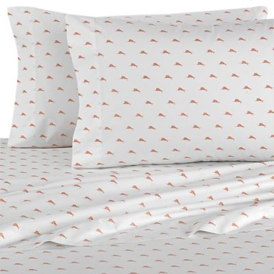 Wonderful Tommy Bahama® Sailfish Full Sheet Set In Papaya