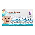 Honest 76-Pack Size 2 Diapers in Anchors/Skulls Patterns