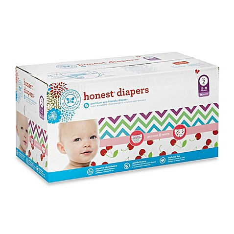 Honest diapers carry a hefty price tag—a bundle of of their size 1 diapers and wipes costs $, but $ will buy you the same number of Huggies size 1 diapers, along with