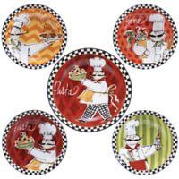 Certified International Chefs on the Go 5-Piece Pasta Set