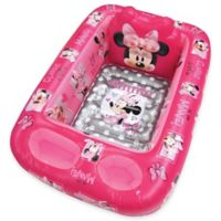 Disney® Minnie Mouse Inflatable Bath Tub
