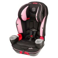 EvenfloR EvolveR 3 In 1 Combination Booster Car Seat Pink Daisies