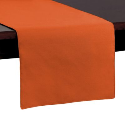 Buy Burnt Orange Table Runner From Bed Bath Amp Beyond