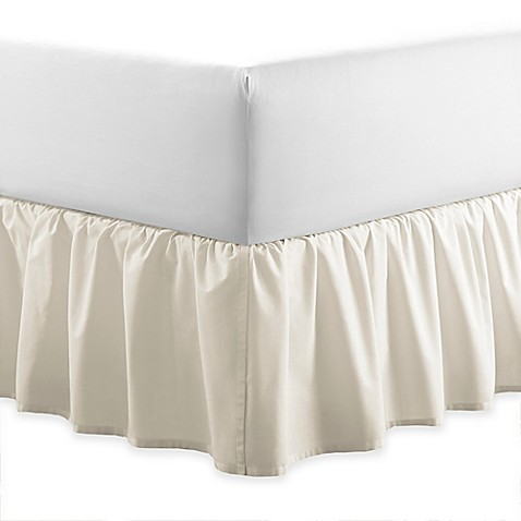 Laura Ashley 174 Ruffle Bed Skirt Bed Bath Amp Beyond