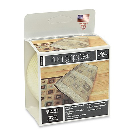 Mohawk Home 174 Rug Tape In Ivory Bed Bath Amp Beyond