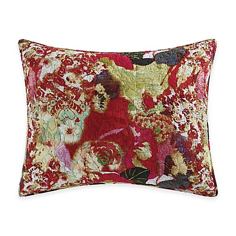 Tracy Porter Wild Flowers Pillow Sham Bed Bath Amp Beyond