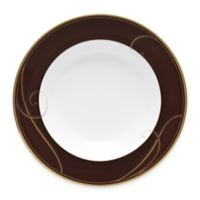 Noritake® Golden Wave Chocolate Rim Soup Bowl