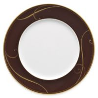 Noritake® Golden Wave Chocolate Dinner Plate