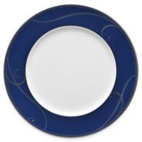 Noritake® Platinum Wave Indigo Dinner Plate