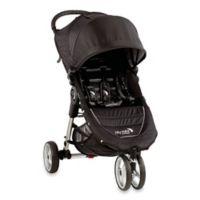Baby Jogger® City Mini® 3-Wheel Single Stroller in Black/Grey