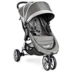 Baby Jogger® City Mini® 3-Wheel Single Stroller in Steel/Grey